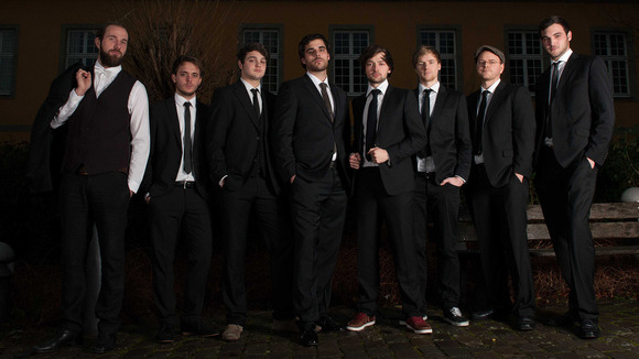 DudesinSuits - Soul Pop Jazz Live Act in Essen