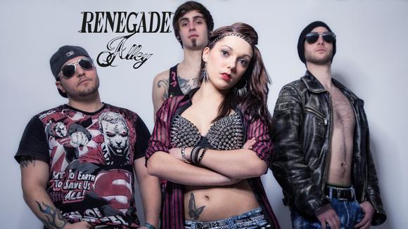 Renegade Alley - Rock Hard Rock Live Act in Emden