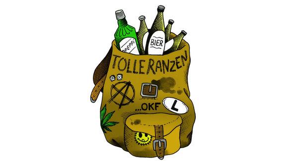 TolleRanzen - Punkrock Live Act in Leipzig