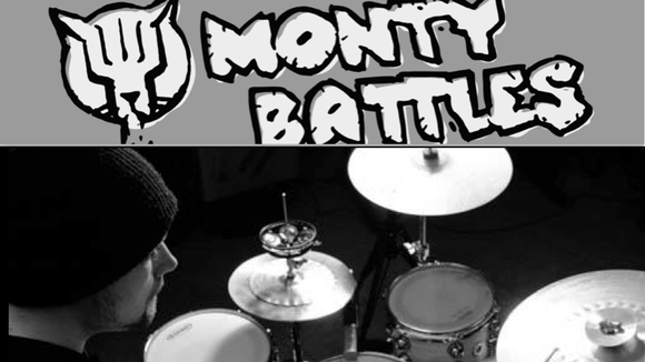 Monty Battles - Drum 'n' Bass Live Act in Bonn