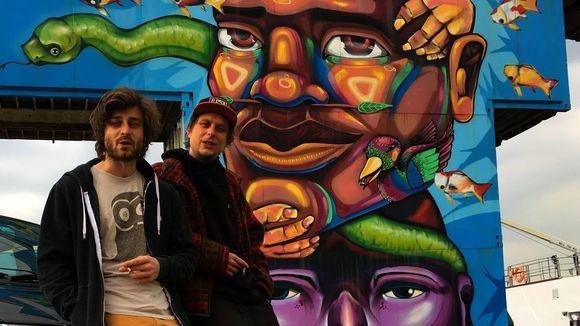 Älmächtig - Rap Alternative Hip-Hop Hip Hop Beats Bass Live Act in Leipzig