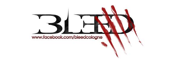 BLEED - Heavy Metal Death/Thrash Live Act in Dormagen
