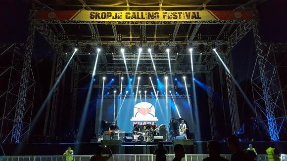 KHARA - Postrock Postrock Instrumental Ambient Rock Live Act in Kumanovo