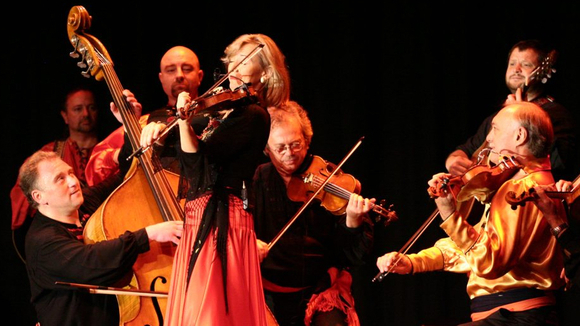 Jakascha - Worldmusic Klezmer Folk Worldmusic Gypsy Live Act in Berlin