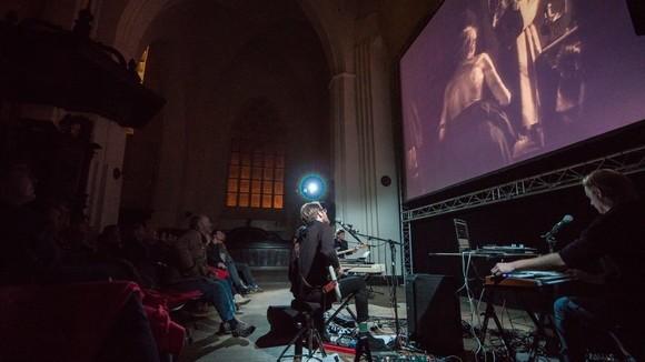 Kinetophone - Experimental Pop Experimental Pop Soundtrack - Film Cinematic Live Act in Groningen