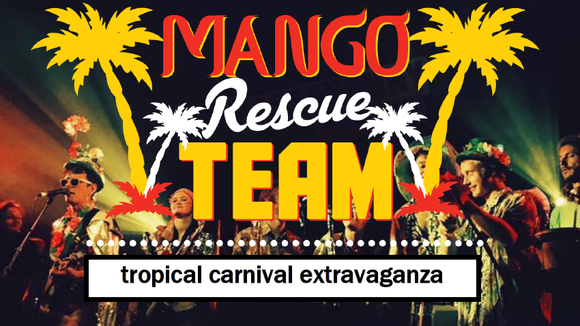 MANGO RESCUE TEAM - Tropical Latin Worldmusic Rumba Live Act in Sheffield