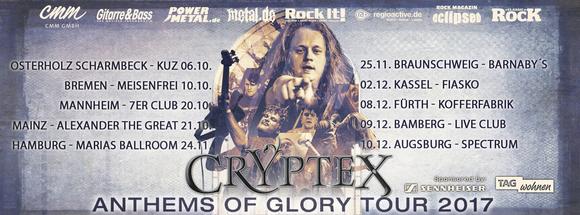CRYPTEX - Band