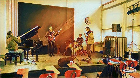 Aljoscha Crema & Band - Singer/Songwriter Progressive Rock Pop Jazz Piano Rock Live Act in Maintal