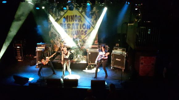 Cracked Up - Punk Punk Rock Melodic Garage Rock Live Act in Amsterdam