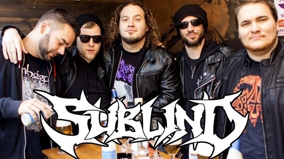Sublind - Thrash Metal Live Act in Syren