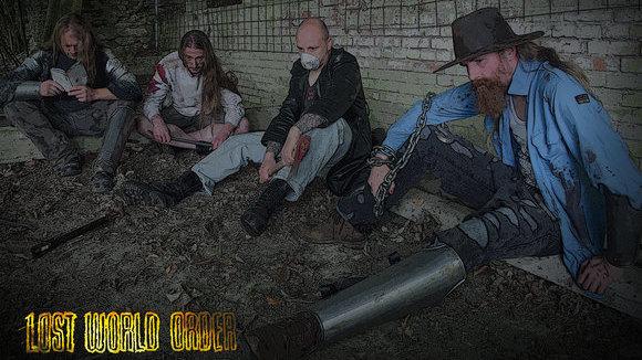 Lost World Order - Thrash Metal Death/Thrash Live Act in Bielefeld
