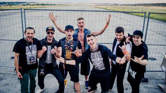 TRYSTAVISIM - Rock Dub Folk-Punk Punk Ska Live Act in Uzhgorod