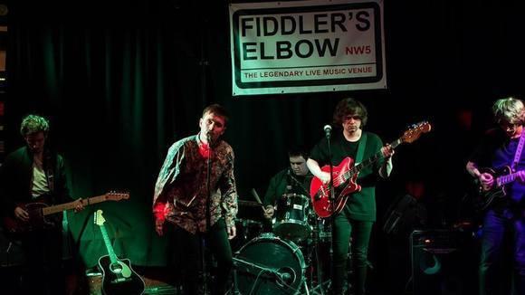 Shoot The Symphony - Indie Pop Rock Alternative Rock Indie Live Act in Shrewsbury
