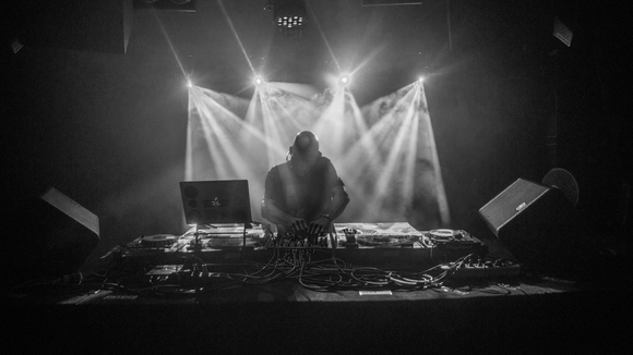 Assembler aka. Qub - Techno Electronica House Techno Dark Techno DJ in Velenje