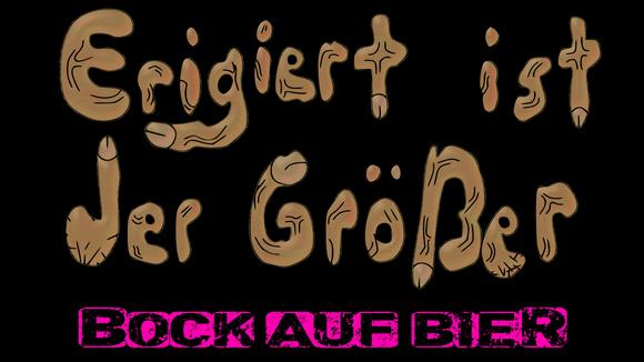Erigiert ist der Größer - Punk Punk Punkrock Live Act in Dormagen