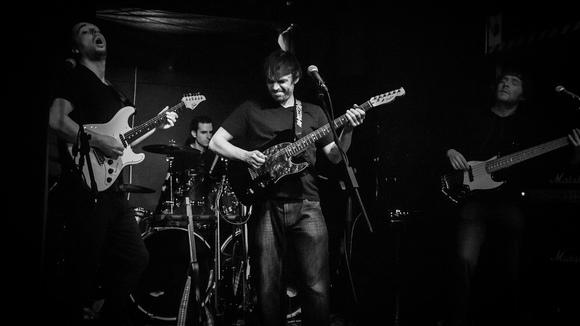 Godsticks - Progressive Rock Heavy Rock Progressive Metal Live Act in Newport