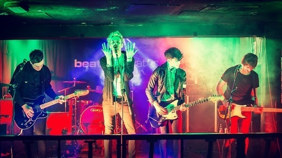 The Mirror Trap - Indie/Alternative Rock Live Act in Dundee