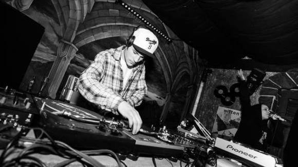 DJ L-BitD - Rap Mashup Turntablism DJ in Nußloch