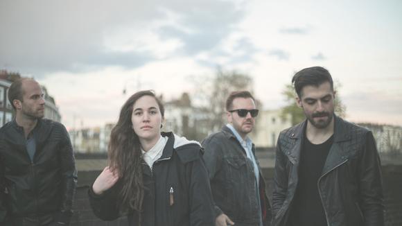 Voksal - Indie New Wave Rock Alternative Rock Live Act in London