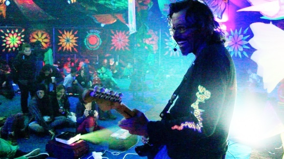 PJ Wassermann - Chill-Out Electronica Psychedelic PsyTrance Psychedelia Live Act in Hersberg