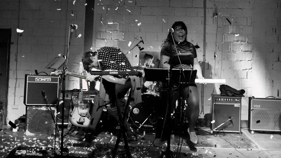 Halftones - Indie Noise Artrock Avantgarde Pop Rock Live Act in Belgrade