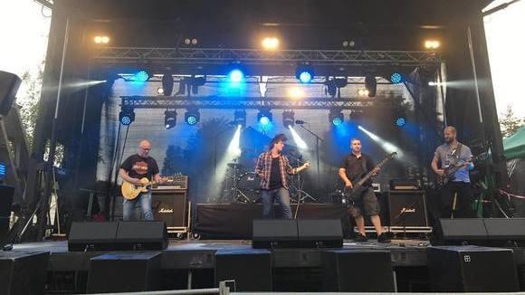 Joffel Project - Hard Rock Rock Live Act in Helsinki