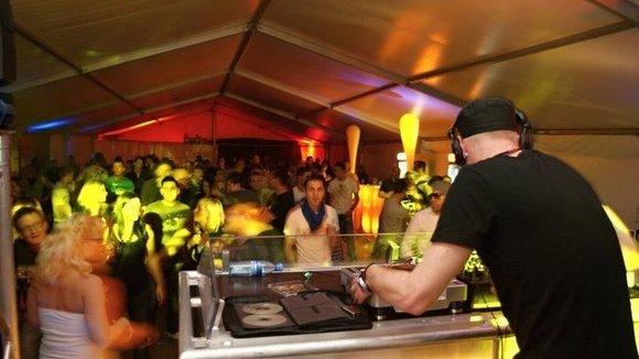 Thomas Hewitt - Techno DJ in vienna