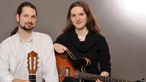 TWO IN THE MOOD - Jazz Pop Latin Swing Bossa Nova Live Act in Frankfurt