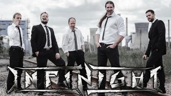 InfiNight - Heavy Metal Live Act in Saarbrücken