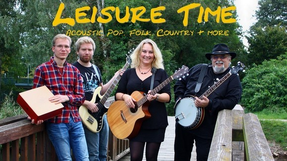 Leisure Time - Country Folk Singer/Songwriter Acoustic Live Act in Hamburg