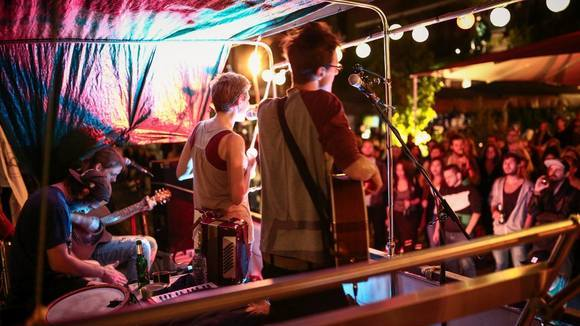 Lemon Lights - Alternative Latin Reggae Worldmusic Live Act in Münster
