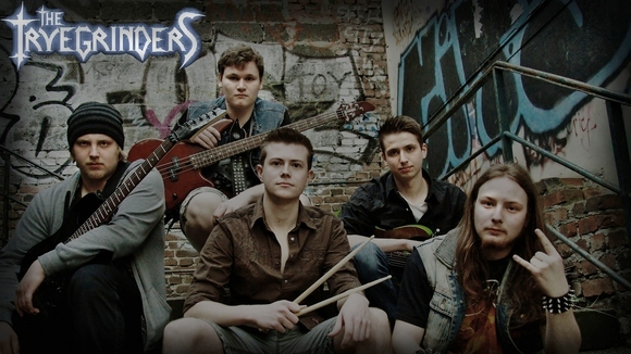 The Trvegrinders - Heavy Metal Alternative Hard Rock Live Act in Solingen