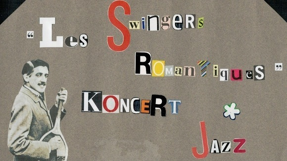 LES SWINGERS ROMANTIQUES - Jazz Gypsy Jazz Tango Live Act in Cracow