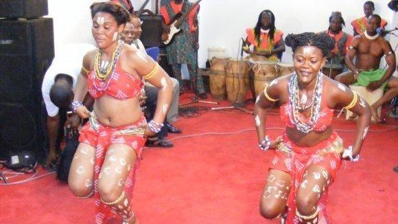 TSOOBOI ENSEMBLE - Worldmusic ethno-fusion Folk afro jazz Live Act in Accra