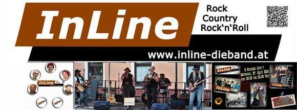 InLine - Country Blues Rock Rock Cover Ballade Live Act in Purkersdorf
