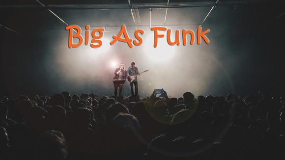 Big As Funk - Blues Rhythm & Blues (R&B) Rock Alternative Rock Live Act in Berlin