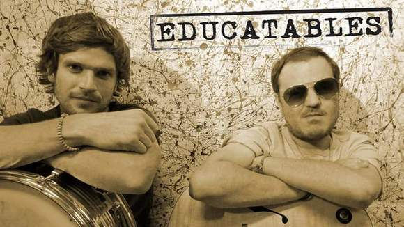 Educatables - Indie Pop Rock Live Act in Derbyshire