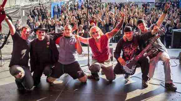Quattro Buggy - Rock Hard Rock Metal Punk Rock Live Act in Novy Jicin