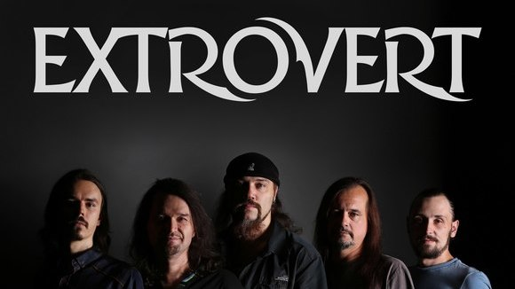 EXTROVERT - Progressive Rock Instrumental Metal Rock Progressive Metal Live Act in Irkutsk