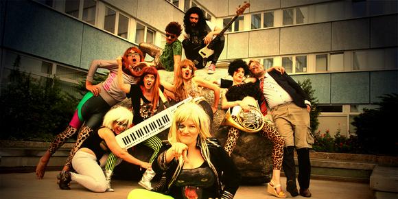 {dzäjil} - Cover Pop Rock Alternative Rock Live Act in Berlin