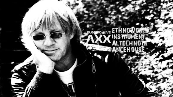 AXX & Blue Ragoue - Electro Trance House Electro Dark Techno Live Act in Stuttgart