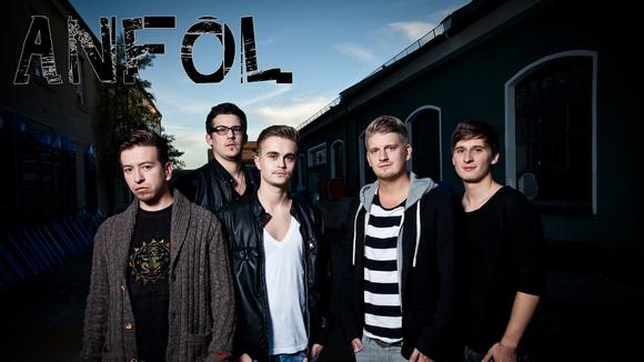 ANFOL - Punk Pop College Rock Live Act in Munich