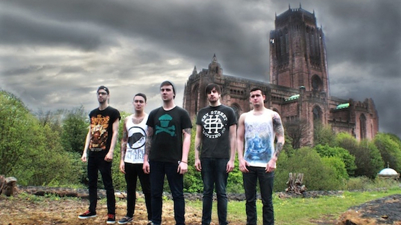 THE DAY WILL COME - Heavy Metal Djent Live Act in Liverpool
