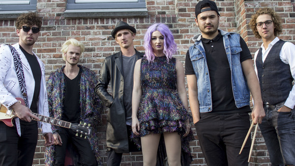 Esemplastic: The Band - Cover Classical Crossover Pop Rock Live Act in Alkmaar