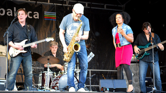 down2earth - Funk Jazz Soul Live Act in Bosau