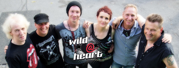 Wild@Heart - CoverRock - Cover Heavy Rock Classicrock Hard Rock Blues Rock Live Act in Bochum