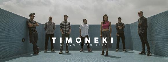 TIMONEKI  - Worldmusic ethno-fusion New Folk Folktronica Live Act in CHOLULA, PUEBLA