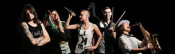 Modiwo - Alternative Alternative Pop Electro Electropop Live Act in Cluj-Napoca