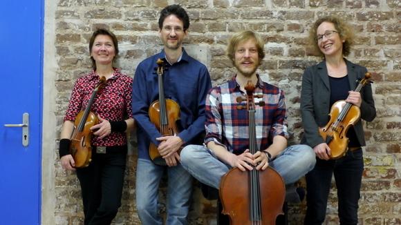 DASKwartett - Crossover Folk Jazz Violin Classical Live Act in Essen