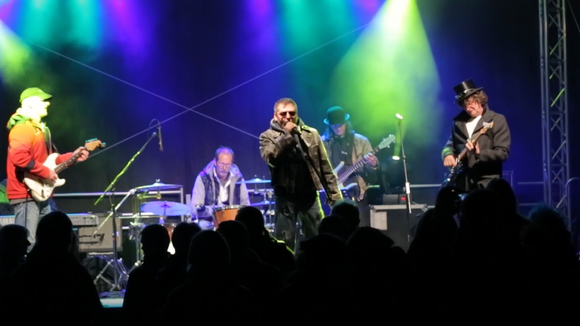 Blues on - Blues Rock Reggae Cover Eigene Songs Live Act in Frankfurt /Oder
